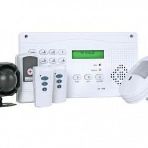 componentes alarmas hogar