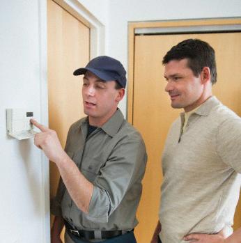 posible tener en casa un sistema de seguridad con alarma.