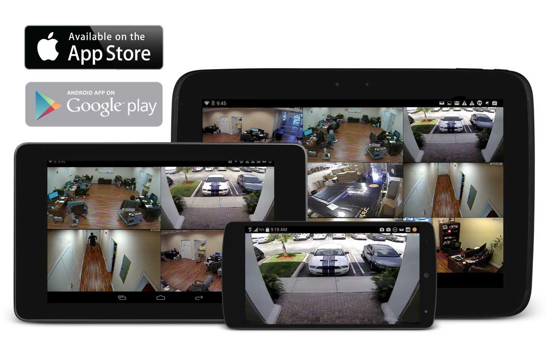 app movil alarmas para casa