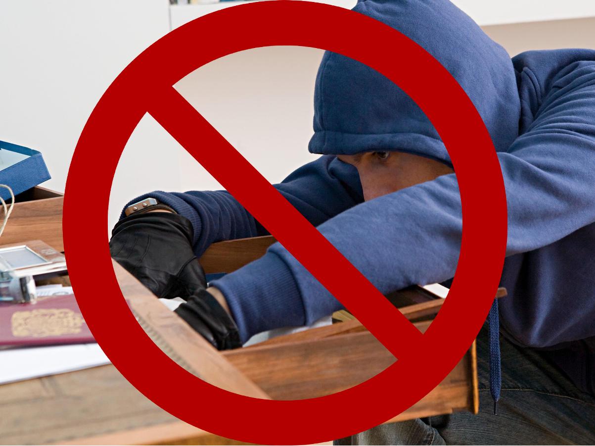 Hay algunas recomendaciones útiles para evitar ser víctima de robo