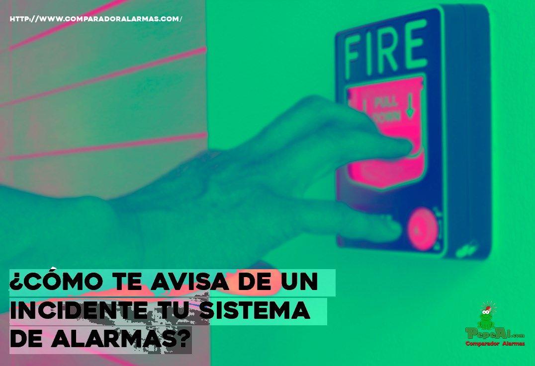 Alarma para casa incendios