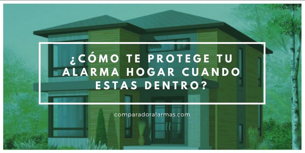 la mejor proteción para tu casa con alarma hogar