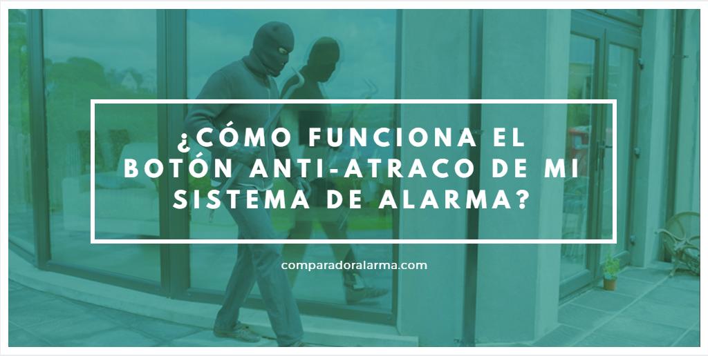 La alarma antirobo