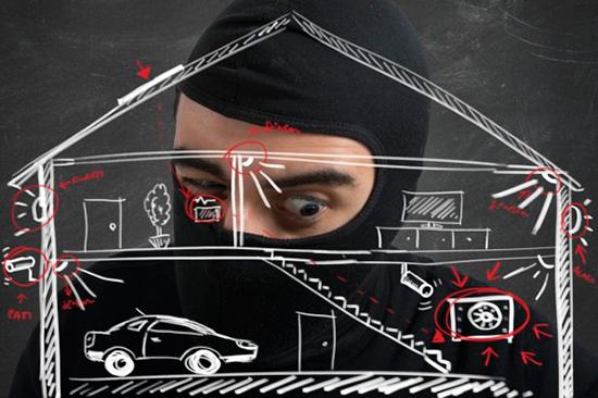 Prevenir robos en el hogar