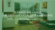 Alarmas para pisos: Seguridad en cualquier ambiente